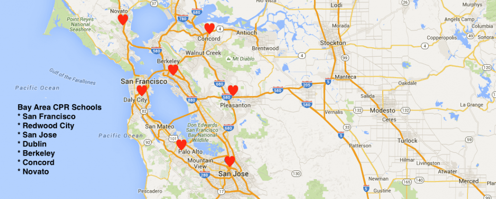 SF Bay Area CPR Directory