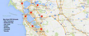 Bay Area AHA CPR Directory