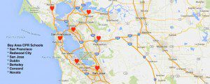 CPR Directory in Bay Area